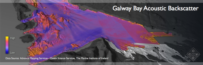 Galway Bay Acoustic Backscatter